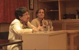 Maria Lluïsa Longan i el suport solidari