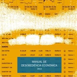 Manual de desobediència econòmica (2013)