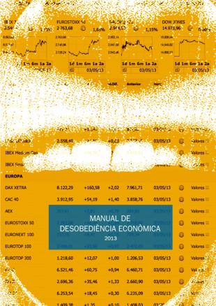 Manual de desobediencia económica 2013