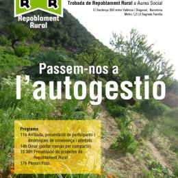 27 gener: Trobada de Repoblament Rural a AureaSocial
