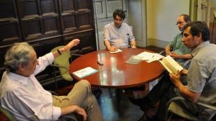 Salvador Giner: «L'única alternativa que existeix ha estat el moviment cooperativista»
