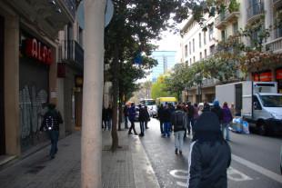 Aturen el desallotjament del Casal Popular de Gràcia