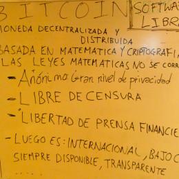 «El bitcoin no és la revolució, però hi pot ajudar»