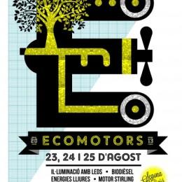 23-25 d'agost. Segones Jornades d'Ecomotors a CalaFou