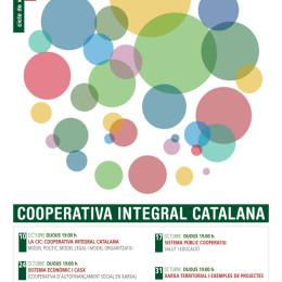 Charlas del Fem-lo Comú. Octubre: la Cooperativa Integral Catalana