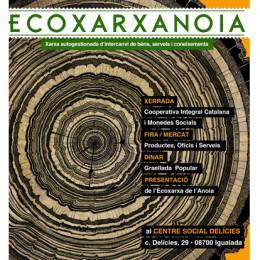 12-O. L'EcoxarxAnoia es presenta a Igualada
