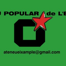 Quieren desalojar el Ateneu Popular de l'Eixample