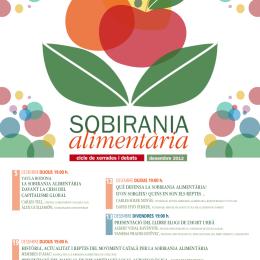 La soberanía alimentaria en AureaSocial