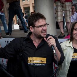 La Audiencia anula la condena contra los editores de Cafèambllet