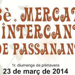 23 de març. VIIIè mercat d'intercanvi de Passanant