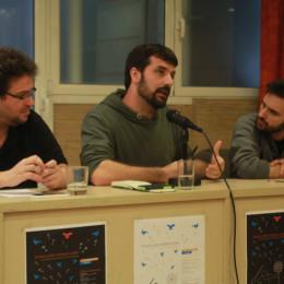 Albano, Jordi i Bertran.