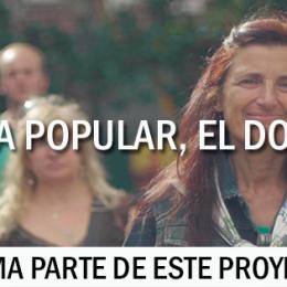 """Campaña para la cofinanciación de """"Asamblea popular, el documental"""""""