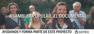 Campanya per al cofinançament d'«Asamblea popular, el documental»
