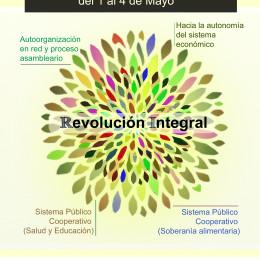 III Encuentro de Cooperativas Integrales (del 30 de abril al 4 de mayo)
