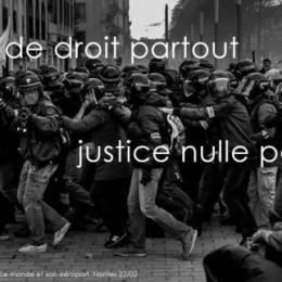Solidaridad con los resistentes de Notre Dame-Des-Landes