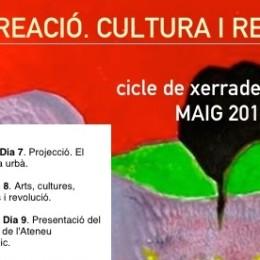 Arts i Creació. Cultures i Revolució a AureaSocial