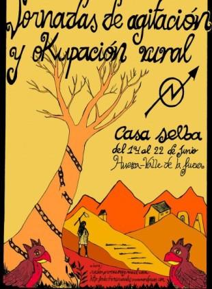 """Encuentro """"Desenredos"""" y jornadas de agitación y okupación rural"""