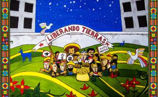 """Desde Chiapas: """"Liberando Tierras"""", un fondo monetario para colectivizaciones"""