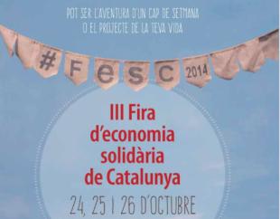 24-26 d'octubre: Fira d'Economia Solidària de Catalunya