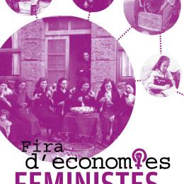 14 i 15 de novembre: Fira d'Economia Feminista a Barcelona