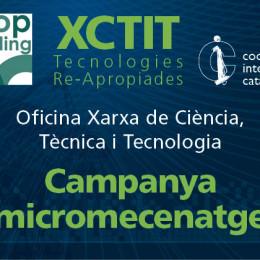 XCTIT 2015: força, mecenatge, xarxa i màquines comunals