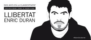 Comunicat d'Enric Duran: Avui fa 2 anys del no al judici, 2 anys del sí a la llibertat