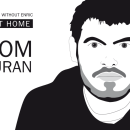 Enric Duran's announcement: Today, 2 years from not to the trial, 2 years from yes to freedom