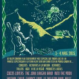 1-4 de maig. Ecologia i creativitat al Riberola Festival a la Terra Alta