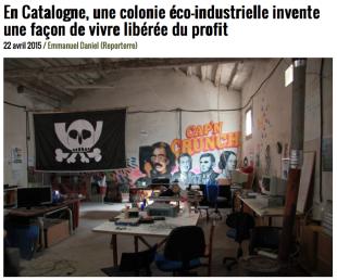 Els reportatges de la CIC del periodista francès Emmanuel Daniel