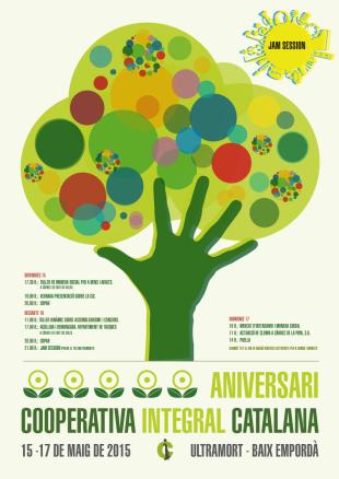 15-17 de maig. LVI JJAA: celebrem el V aniversari de la CIC a Ultramort