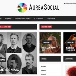 AureaSocial renueva la web