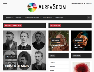 AureaSocial renova el web