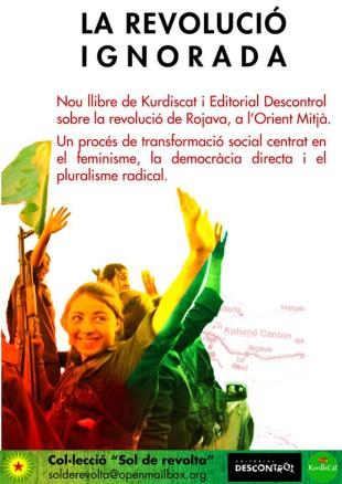 «La revolució ignorada», nou llibre de KurdisCat sobre Rojava