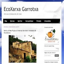 L'Ecoxarxa Garrotxa estrena blog
