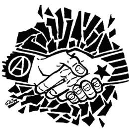 Nacionalismos, independentismos, anarquismo