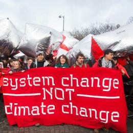 COP21 en París. Movimiento de justicia climática en el estado de emergencia