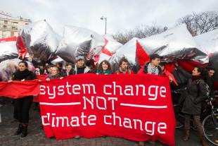COP21 a París. Moviment de justícia climàtica en l'estat d'excepció