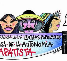 Pronunciament internacional davant l'agressió a dos zapatistes a Chiapas