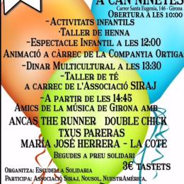 23 de gener. Jornada solidària de l'Escudella a Can Ninetes