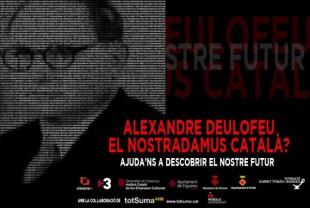 Un documental sobre el savi Alexandre Deulofeu cerca suport