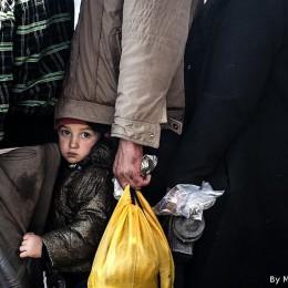 Crida a la desobediència fiscal: acció directa amb els refugiats