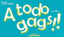 La moneda social arriba al Teatreneu de la mà d'A todo gags