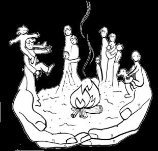 2-7 d'agost. Convivències familiars a L'Albada