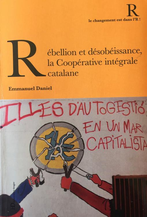 «Rébellion et désobéissance…», un llibre en francès despulla la CIC