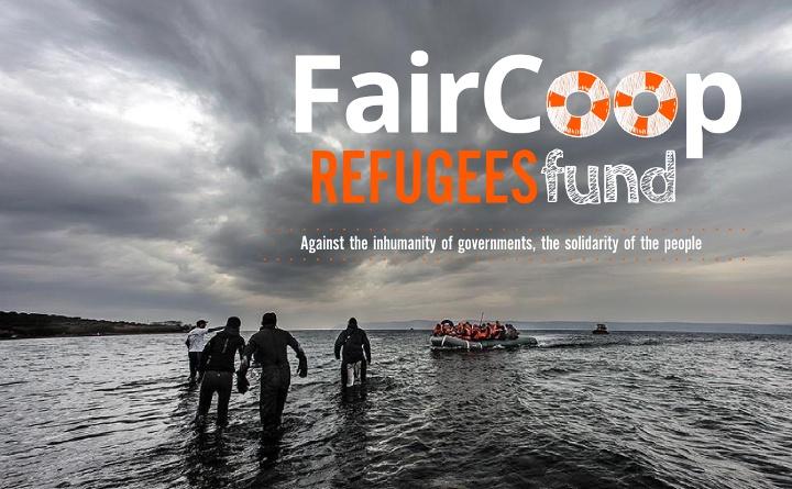 Catalunya Ràdio es fa ressò del FairCoop Refugees Found