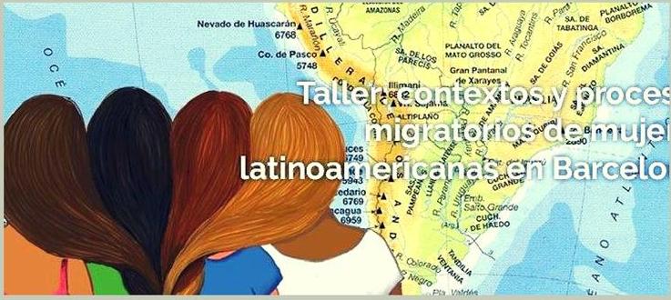 20 d'octubre. AureaSocial acull un taller sobre processos migratoris de dones llatinoamericanes