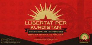 Fins a l'abril: cicle de conferències sobre el Kurdistan