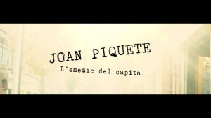 Joan Solana (Juanito Piquete) l'Enemic del Capital a #Acelobert Betevé