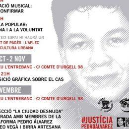 Acte en Memòria de Pedro Alvarez
