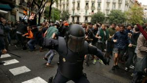 Anarquistes en el Referèndum Català(Tres perspectives des del carrer)